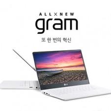LG 올 뉴 그램 13ZD980-MX30K  세상에서 제일 가벼운 무게965 그램!!!! (24시간기준)