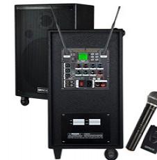 엔터그레인 EG388 무선마이크+우퍼스피커셋트 (렌탈상담문의)